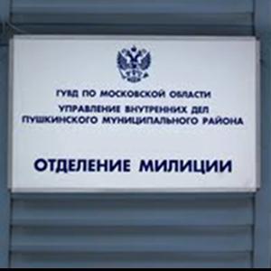 Отделения полиции Новодугино