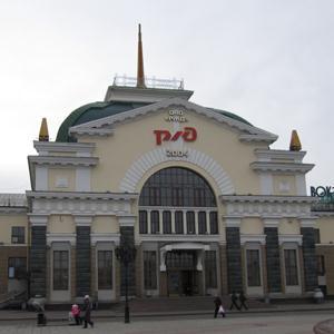Железнодорожные вокзалы Новодугино